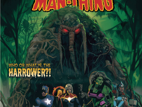 New Comics 31 March - Flash! Beta Ray Bill! Curse of the Man-Thing