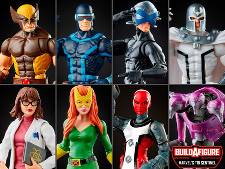 So Who Are These Marvel Legends Figures? House of X Wave