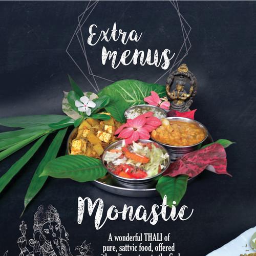Monastic meals