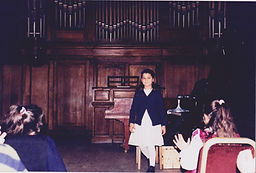 Schola Cantorum 2000 Concert