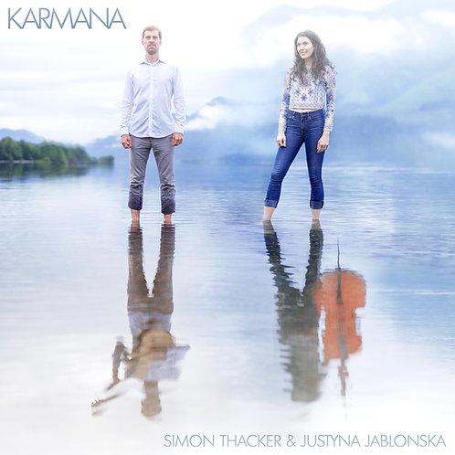 Karmana: Simon Thacker & Justyna Jablonska