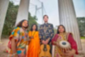 Simon Thacker's Svara-Kanti Baul lineup,