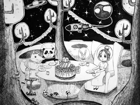 Lori和她的太空一家人