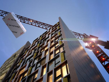 The modular construction evolution of the hotel industry