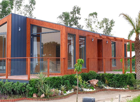 Modular Construction can be classified as temporary though as strong as concrete