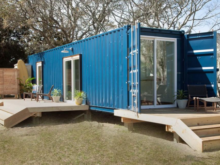 Recycled Container Homes A Risky & Toxic Choice