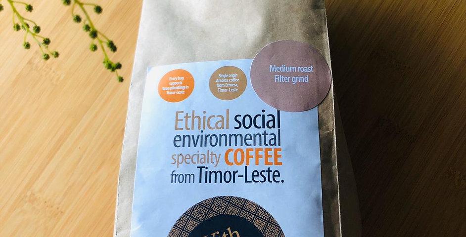 Coffee - Medium Roast Filter Grind 250g