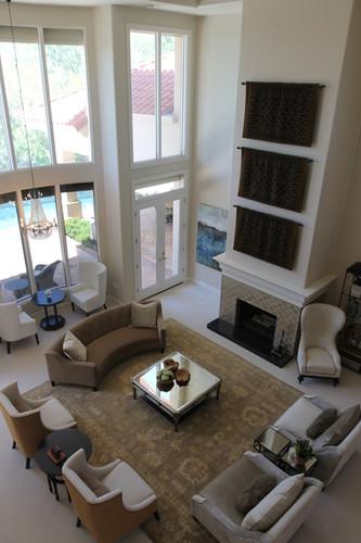 Living Room Birdseye