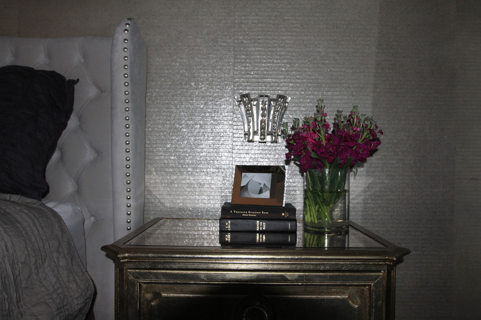 Master Bedroom Nightstand