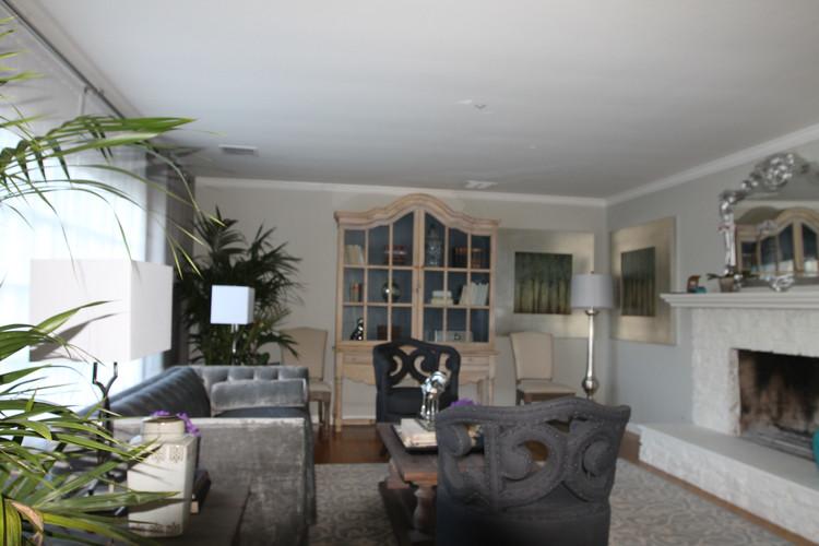 Living Room Hutch