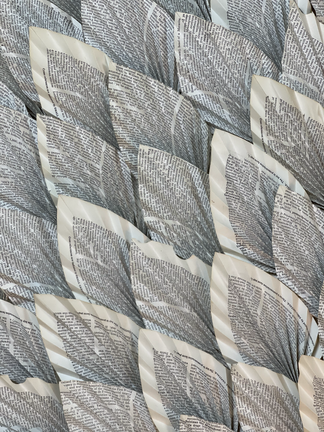 Close Up of Origami