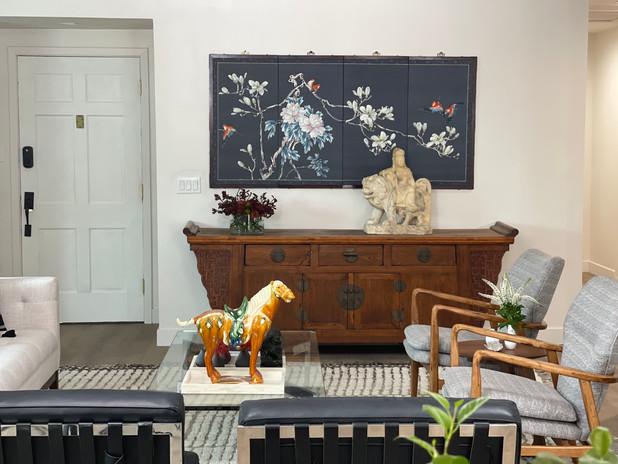 Living Room Altar
