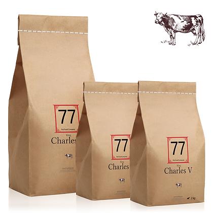 Charles V z wołowiną Angus 14kg+2kg gratis