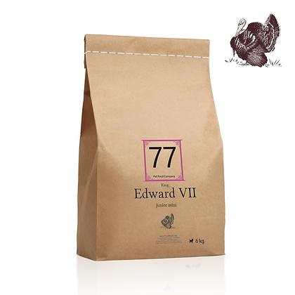 Junior mini Edward VII z indykiem 6kg