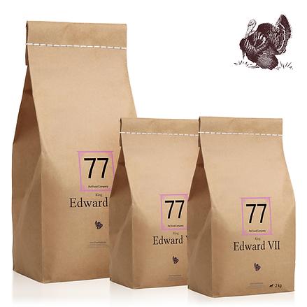 Edward VII z indykiem 14kg+2kg gratis
