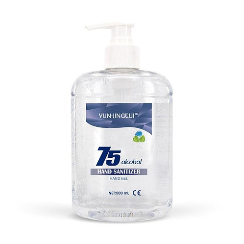 75% Hand Sanitiser 500ml x 10