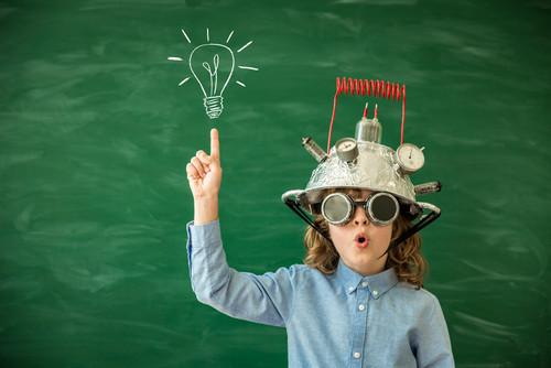 Bli kreativ - tänk tvärtom