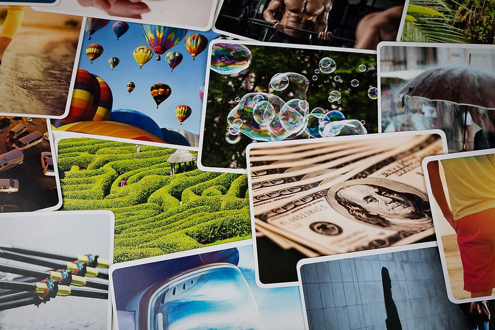 Håll tal med hjälp av bilder från Resultatbolaget