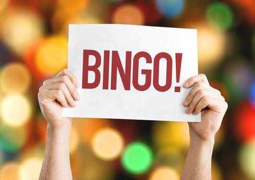 Bingo frågesport