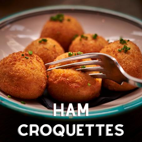 Ham Up Those Ham Left Overs!