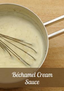 Béchamel Cream Sauce