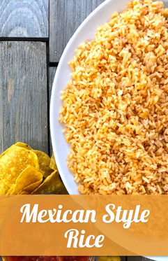 Mexican Style Rice Recipe