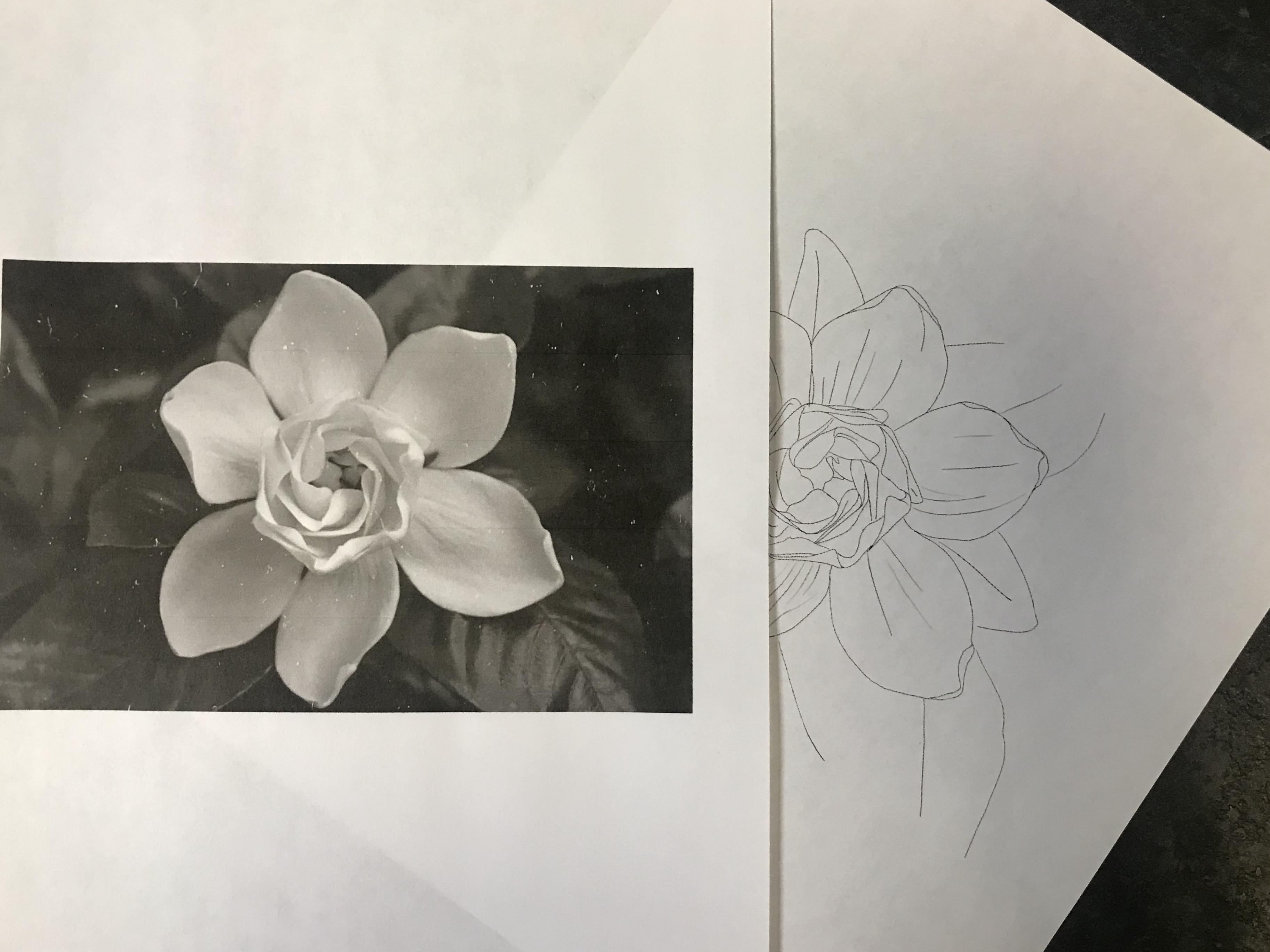 lallen_tattoo - Gardenia 1