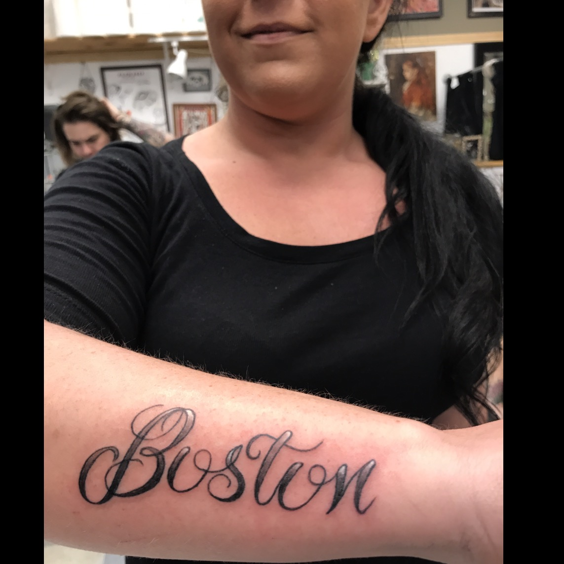 lallentattoo - Boston