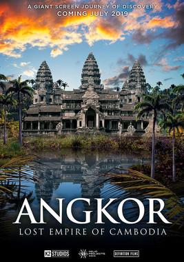 Angkor Lost Empire of Cambodia