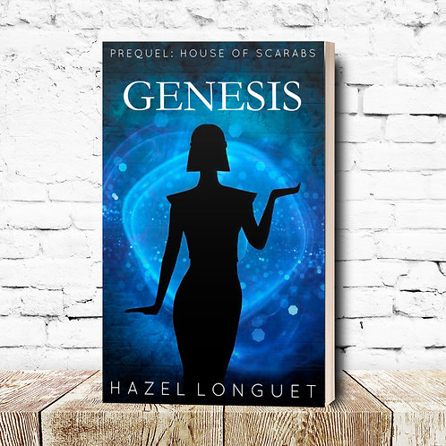 Genesis Paperback - Signed Edition