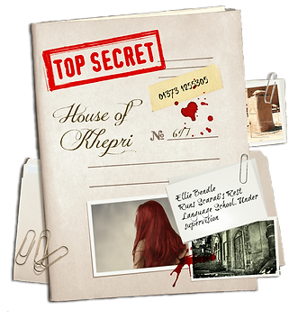 Secret Dossier held by the Guardians of the Ankh on the House of Khepri through time.
