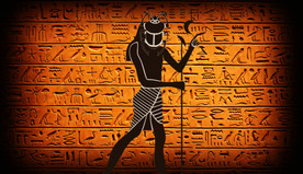 The Scarab God - Khepri