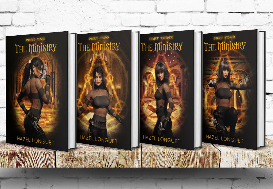 The Ministry - a four book Urban Fantasy series