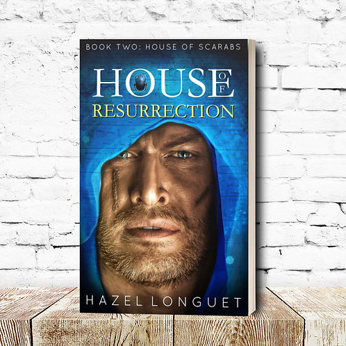 House of Resurrection Paperback - Signed Edition