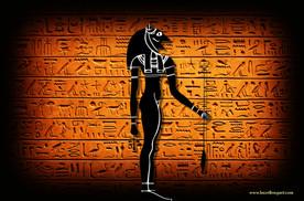 The Cat Goddess - Bastet