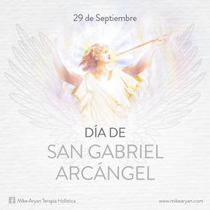 El día del Arcángel Gabriel