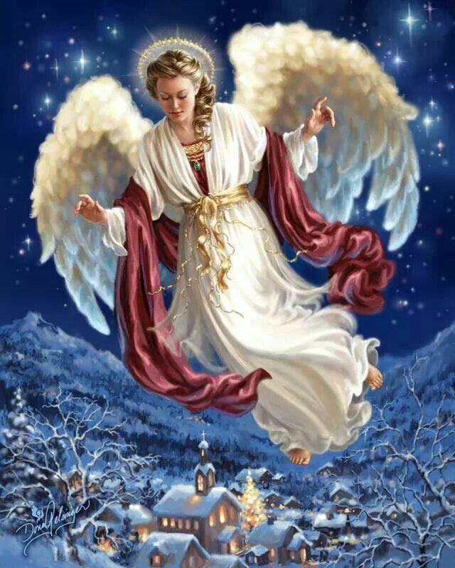 Un cuento del Ángel de la Navidad