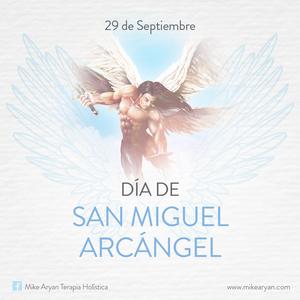 El día del Arcángel Miguel