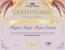 Certificación Angeloterapeuta Cuántico