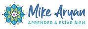 mike aryan logo angeloterapeuta cuantico