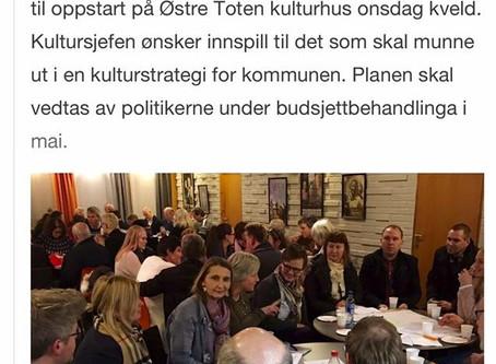 Ø. T. Kommune og Norsk kulturindeks