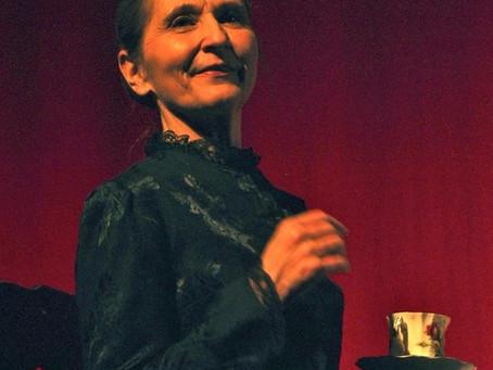Fantastisk å spille Camilla Collett på 8.mars!