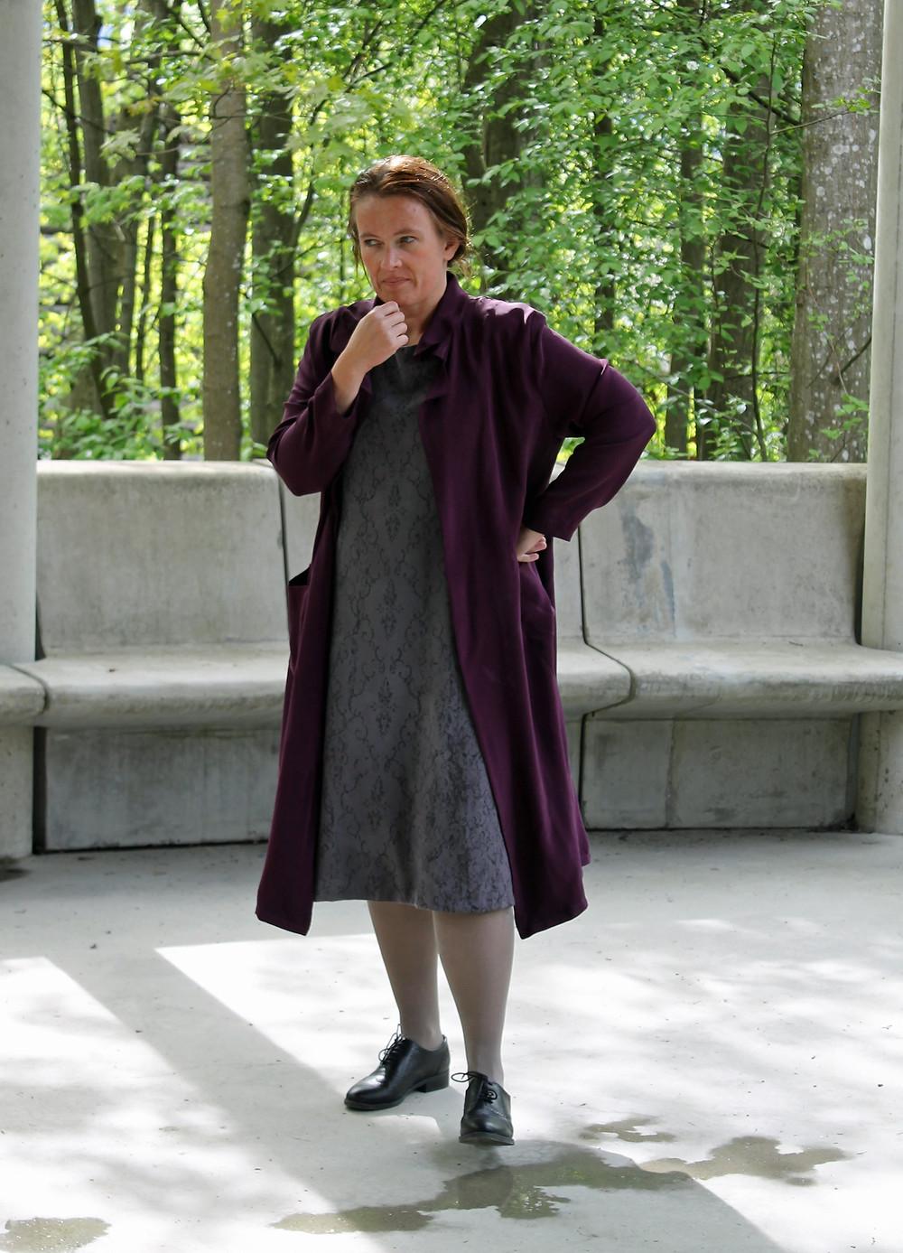 Eline Holbø Wendelbo som Sigrid Undset