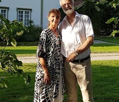 Regissør og scenograf Einar Dahl 70 år.