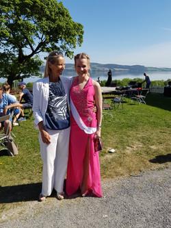 Gro Ann Uthaug og Heidi Harriet