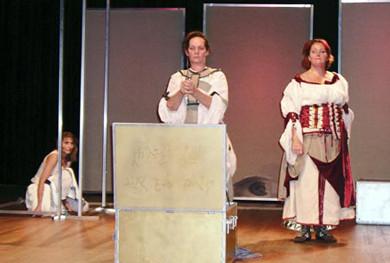 Hipp Hurra for Shakespeare!