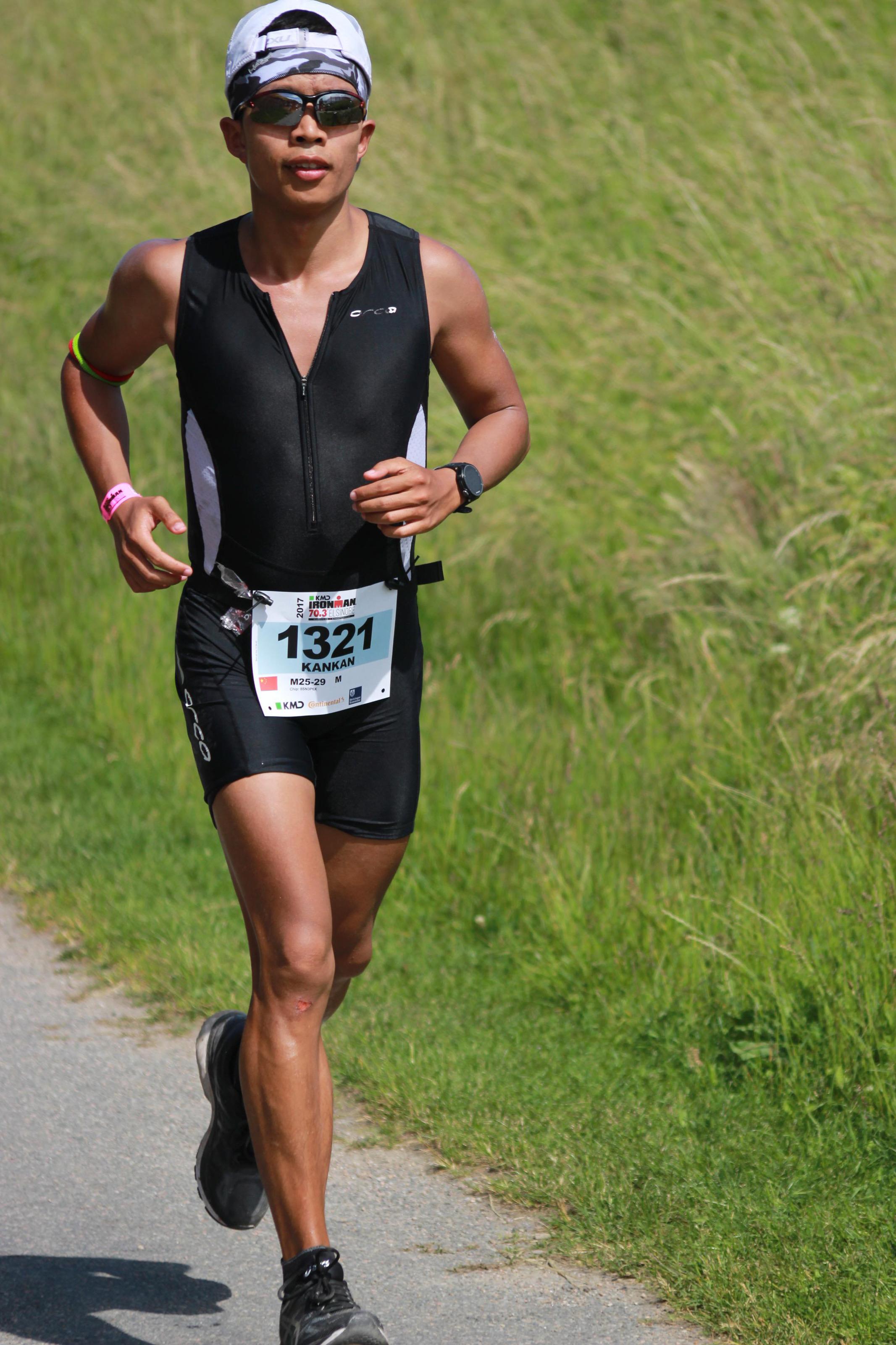 Ironman 70.3 Elsinore, Denmark
