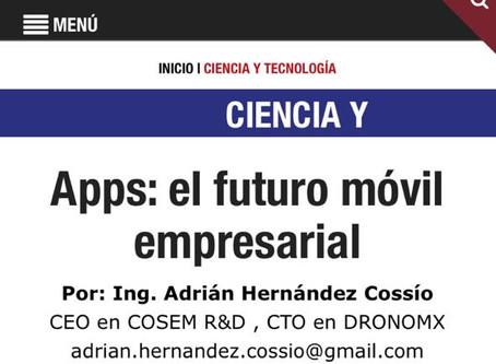 APPS: EL FUTURO MÓVIL EMPRESARIAL.