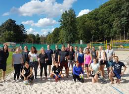 Sommerfest Volleyballturnier Vol. 2