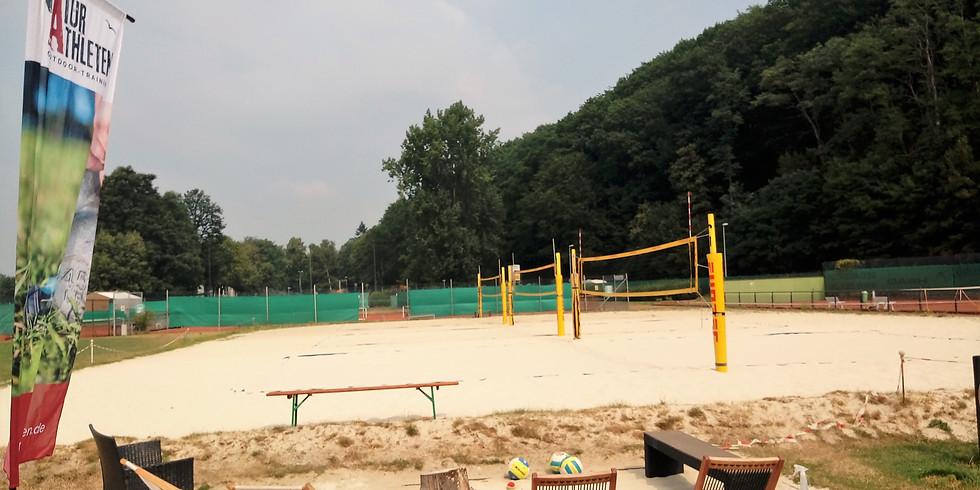 Naturathleten Sommerfest - Volleyballturnier Vol.3
